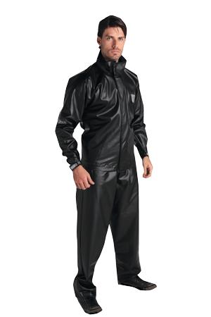capa de chuva impermeável masculina alba