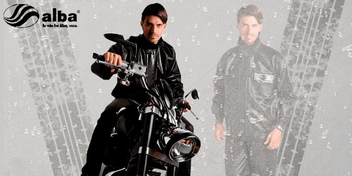 capa de chuva motoqueiro, A importância da Capa de Chuva para Motoqueiro, Alba Moto