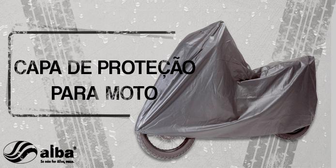capa de proteção para moto, Por que devo comprar uma Capa de Proteção para Moto?, Alba Moto