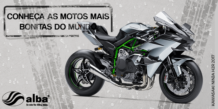 motos mais bonitas do mundo, Conheça as 10 motos mais bonitas do mundo, Alba Moto