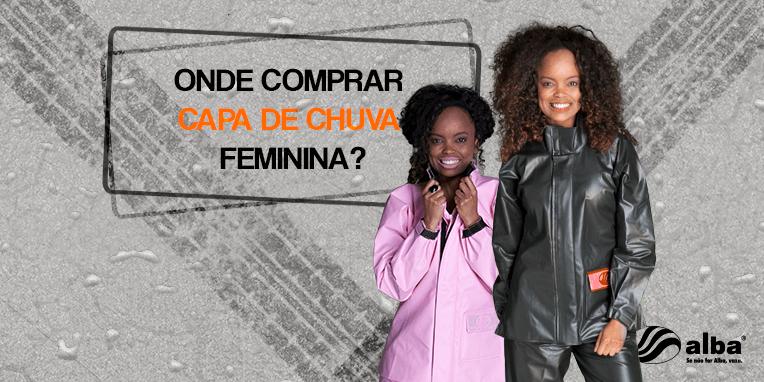 capa de chuva feminina, Onde comprar Capa de Chuva Feminina?, Alba Moto