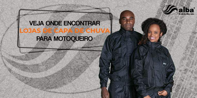 lojas de capa de chuva para motoqueiro: veja onde encontrar