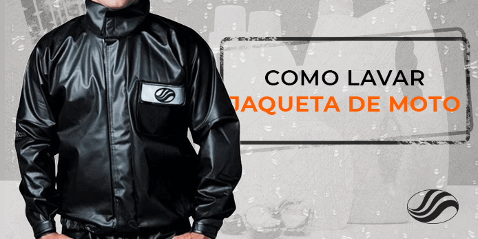 jaqueta de moto, Como lavar jaqueta de moto, Alba Moto