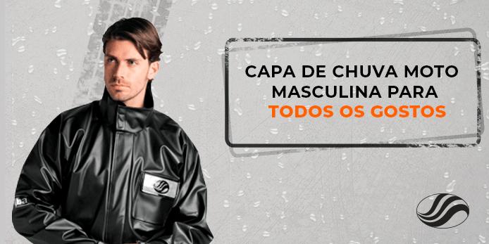 Capa de chuva moto masculina, Capa de chuva moto masculina: para todos os gostos, Alba Moto