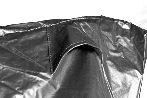 capa de chuva impermeável alba moto