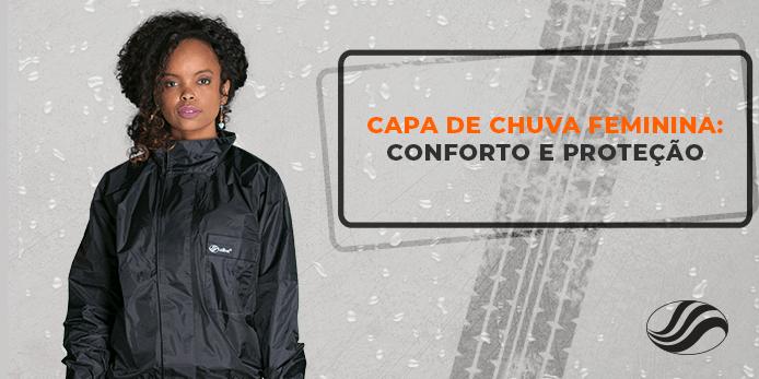 capa de chuva feminina, Capa de chuva feminina: conforto e proteção, Alba Moto
