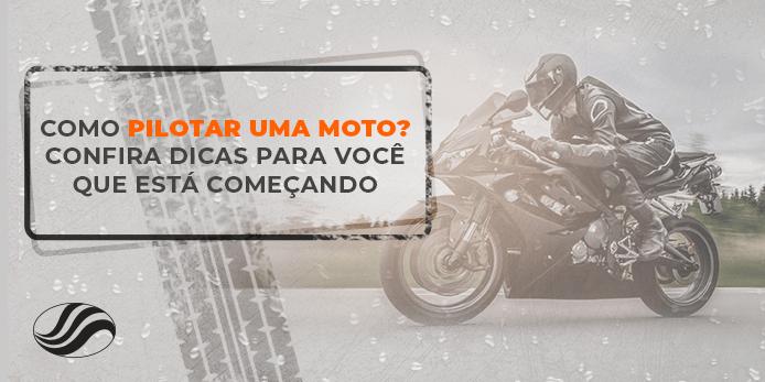 Quer saber como pilotar uma moto? confira agora no blog alba dicas incríveis.