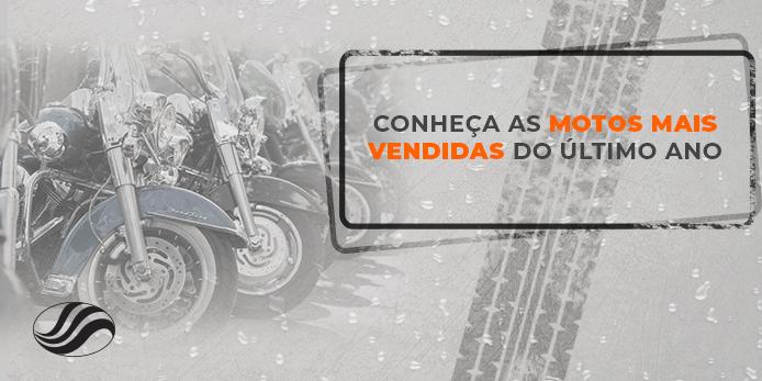 Veja agora as Motos Mais vendidas de 2018.