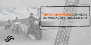 São diversos tipos de motos e cada uma conta com detalhes que as deixam mais incríveis. Acesse e confira as mais populares.