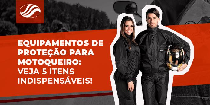 proteção para motoqueiros, Equipamentos de proteção para motoqueiro: Veja 5 itens indispensáveis!, Alba Moto