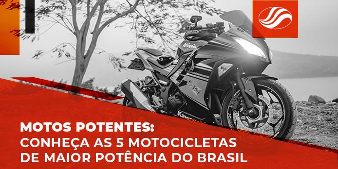 motos potentes, Motos potentes: conheça as 5 motocicletas de maior potência do Brasil, Alba Moto