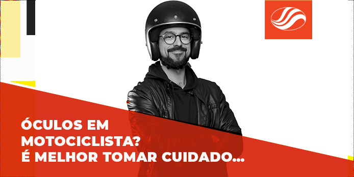 óculos motociclista, Óculos em motociclista? É melhor tomar cuidado…, Alba Moto