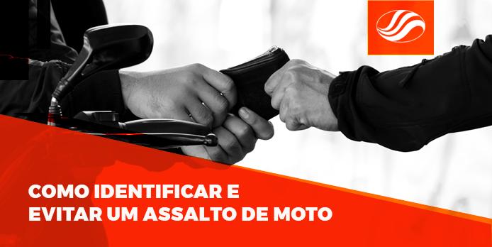 assalto de moto, Como identificar e evitar um assalto de moto, Alba Moto