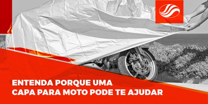 capa para moto, Entenda porque uma capa para moto pode te ajudar, Alba Moto